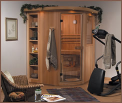Northern Star Cedar Sauna by Helo