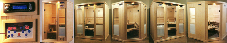 Passport Series Helo Saunas