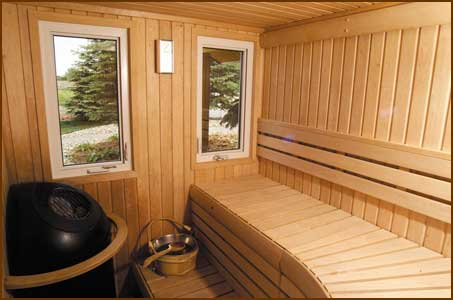 Prestige Panel Built Indoor Amp Outdoor Saunas California